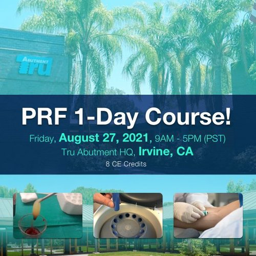 PRF 1-Day Course