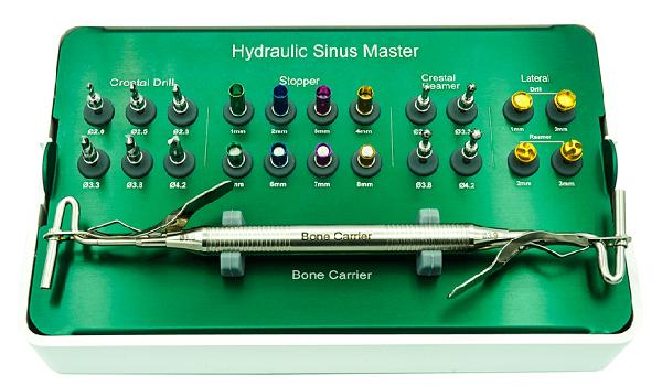 Sinus Lift Hydraulic Kit
